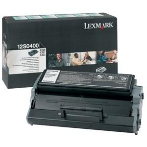 Lexmark 12S0400 оригинална черна тонер касета