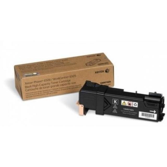 Xerox 106R01604 оригинална черна тонер касета