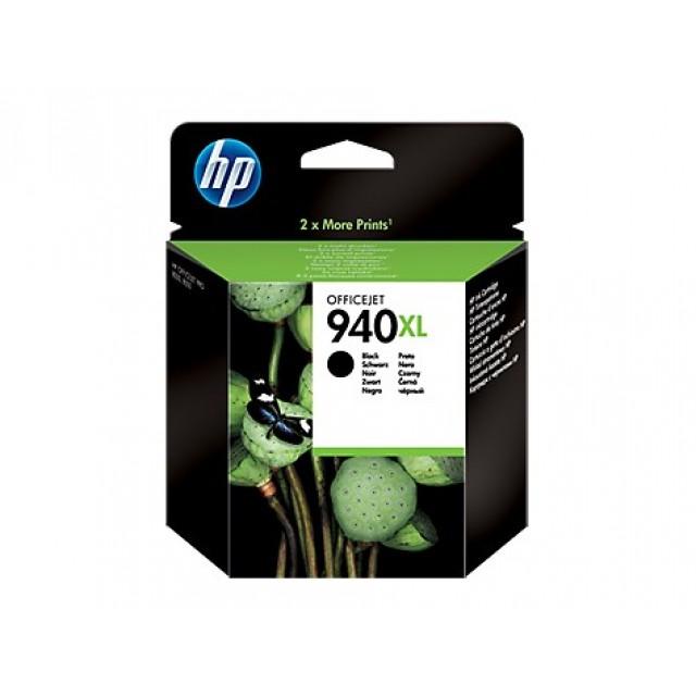 HP C4906AE черна мастилена касета 940XL