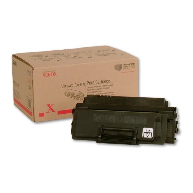 Xerox 106R00687 оригинална черна тонер касета
