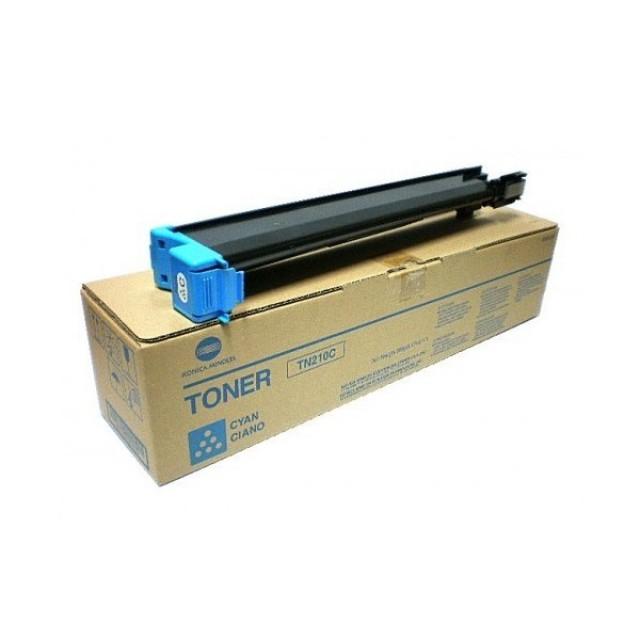 Konica Minolta TN-210C оригинална синя тонер касета