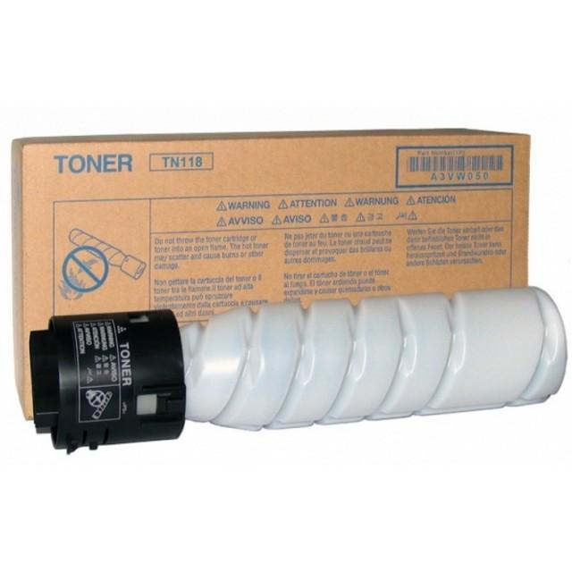 Konica Minolta TN-118 оригинална черна тонер касета