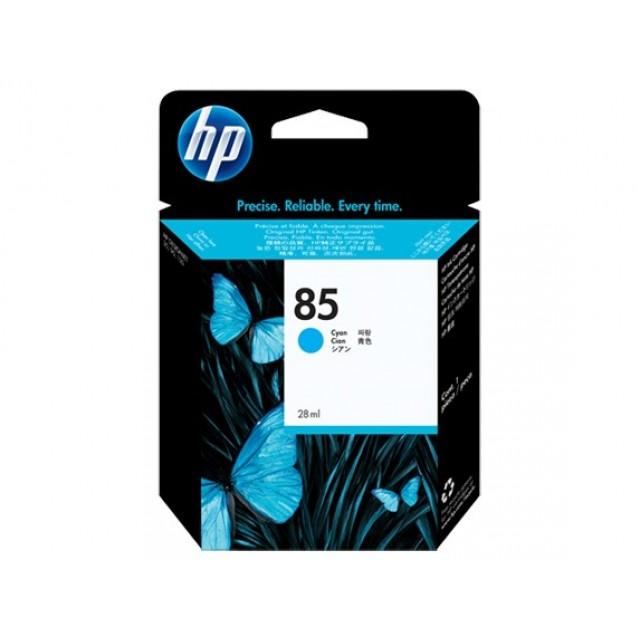 HP C9425A синя мастилена касета 85