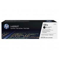 HP CF210XD двоен пакет оригинални черни тонер касети 131X