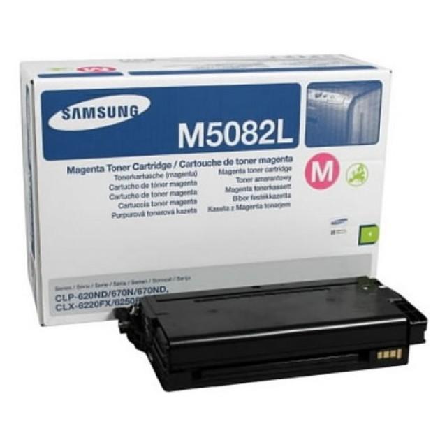 Samsung CLT-M5082L оригинална червена тонер касета