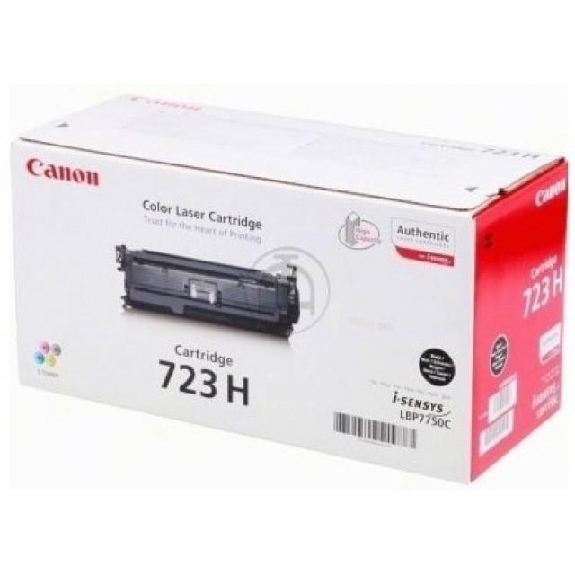 Canon CRG-723H оригинална черна тонер касета