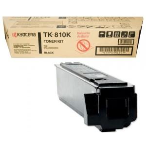 Kyocera TK-810K оригинална черна тонер касета
