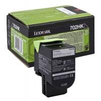 Lexmark 71B20K0 оригинална черна тонер касета (Return Program)