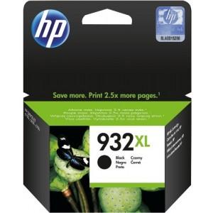 HP CN053AE черна мастилена касета 932XL