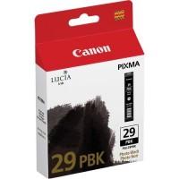 Canon PGI-29PBK фото черна мастилена касета