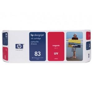 HP C4942A червена UV мастилена касета 83