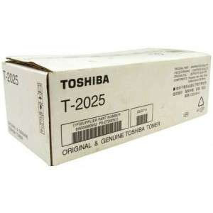 Toshiba T-2025 оригинална черна тонер касета