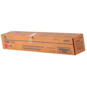 Konica Minolta TN-321M оригинална червена тонер касета
