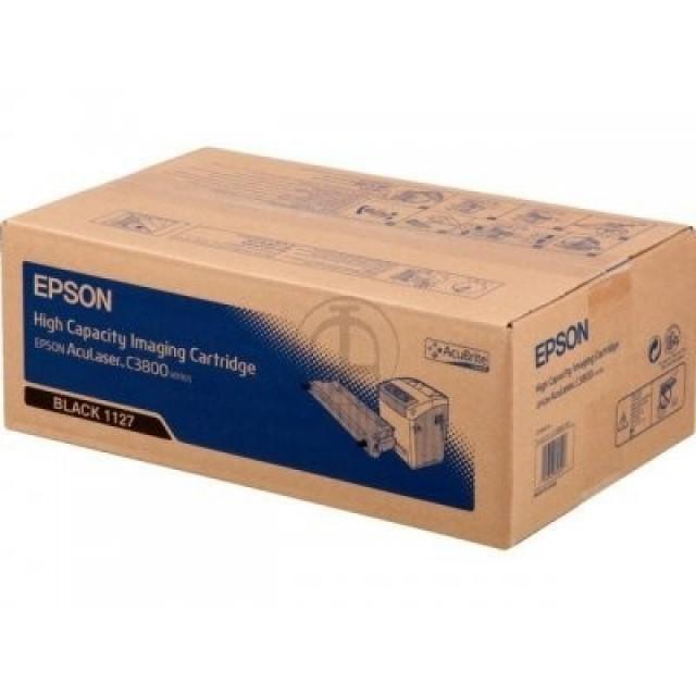 Epson C13S051127 оригинална черна тонер касета