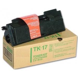 Kyocera TK-17 оригинална черна тонер касета