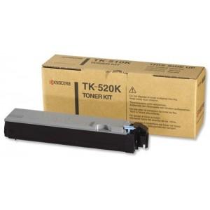 Kyocera TK-520K оригинална черна тонер касета
