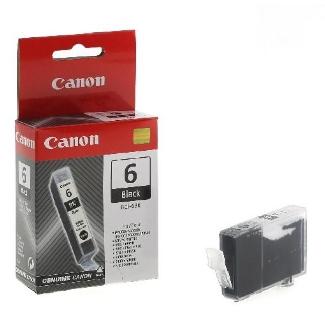 Canon BCI-6BK черна мастилена касета