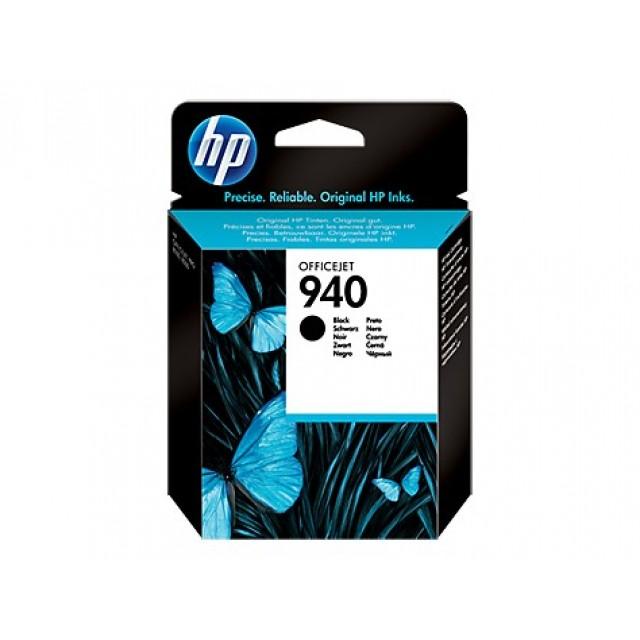 HP C4902AE черна мастилена касета 940