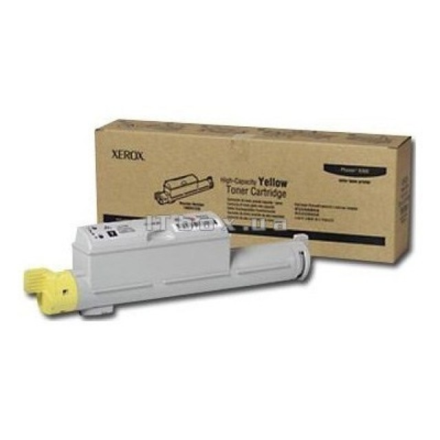 Xerox 106R01303 жълта мастилена касета