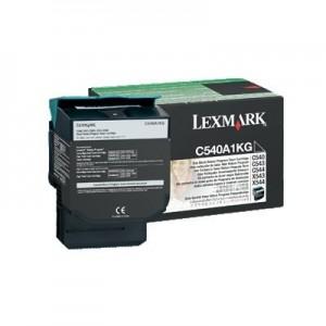Lexmark C540A1KG оригинална черна тонер касета (Return Program)