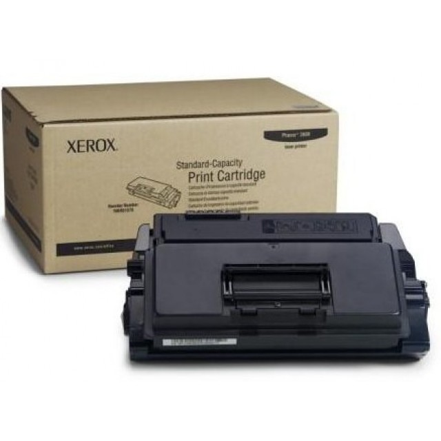 Xerox 106R01370 оригинална черна тонер касета