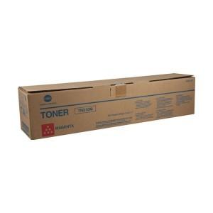 Konica Minolta TN-210M оригинална червена тонер касета