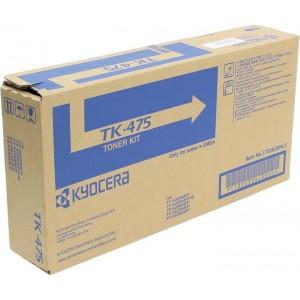 Kyocera TK-475 оригинална черна тонер касета