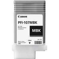 Canon PFI-107MBK черен мат мастилена касета