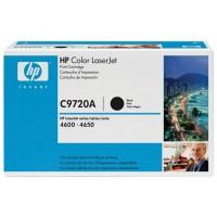 HP C9720A оригинална черна тонер касета 641А