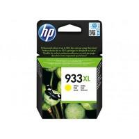 HP CN056AE жълта мастилена касета 933XL
