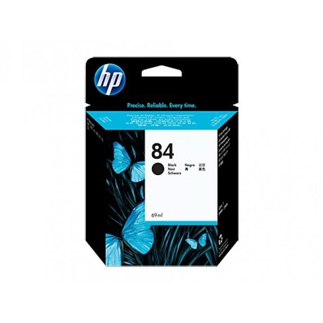 HP C5016A черна мастилена касета 84