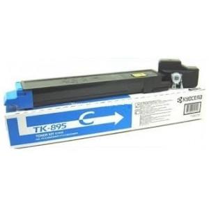 Kyocera TK-895C оригинална синя тонер касета