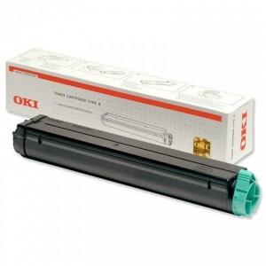 OKI 01103402 оригинална черна тонер касета