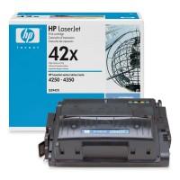 HP Q5942X оригинална черна тонер касета 42X