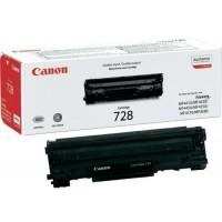 Canon CRG-728 оригинална черна тонер касета