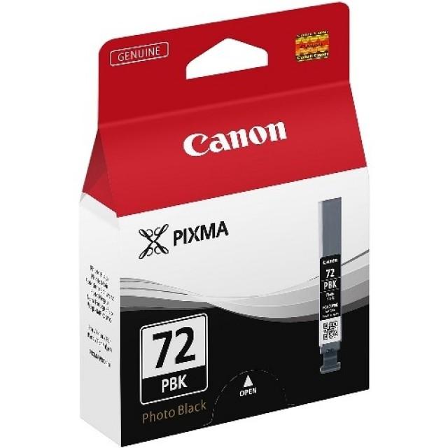 Canon PGI-72PBK фото черна мастилена касета