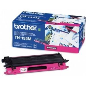 Brother TN-135M оригинална червена тонер касета