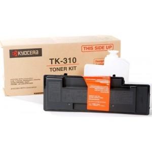 Kyocera TK-310 оригинална черна тонер касета