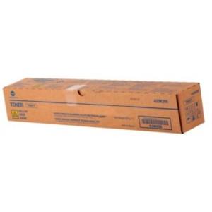 Konica Minolta TN-321Y оригинална жълта тонер касета