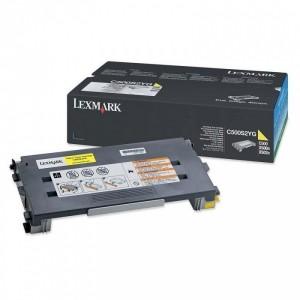 Lexmark C500S2YG оригинална жълта тонер касета