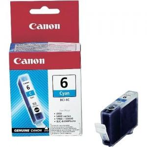 Canon BCI-6C синя мастилена касета