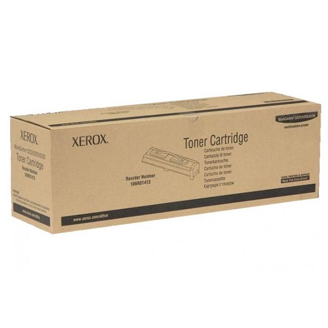 Xerox 106R01413 оригинална черна тонер касета