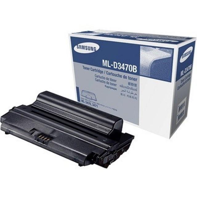Samsung ML-D3470B оригинална черна тонер касета