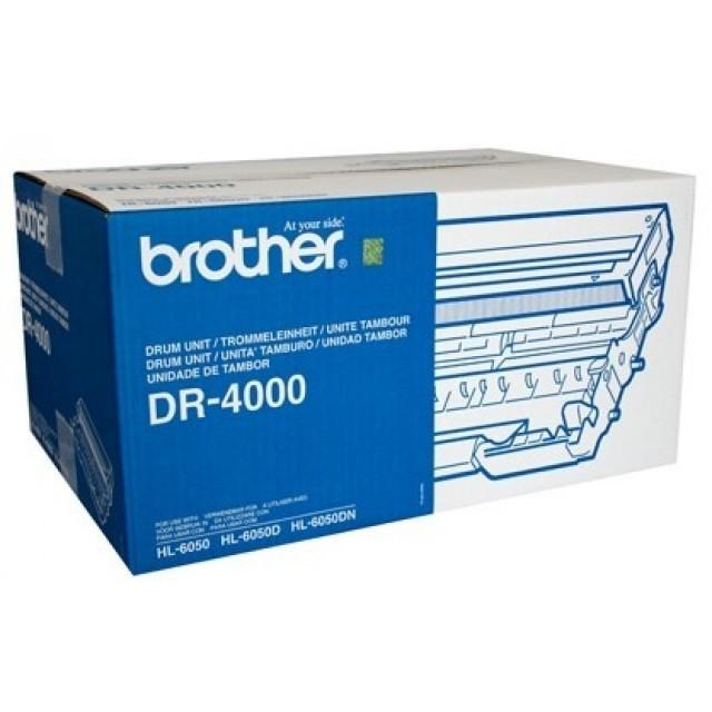 Brother DR-4000 оригинален барабанен модул