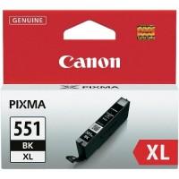 Canon CLI-551XLBK черна мастилена касета
