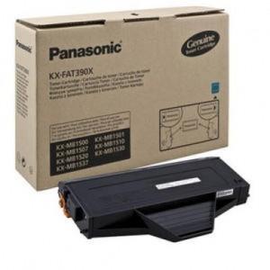 Panasonic KX-FAT390 оригинална черна тонер касета