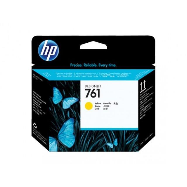 HP CH645A жълта печатаща глава 761