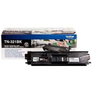 Brother TN-321BK оригинална черна тонер касета