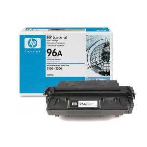 HP C4096A оригинална черна тонер касета 96A