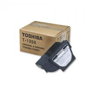 Toshiba T-1350E оригинална черна тонер касета